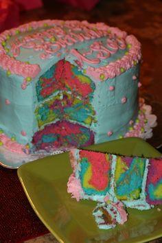 The perfect teenager birthday cake!!
