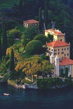 Lago de Como italy