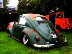 Classic VW Oval Window.