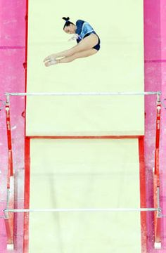 London Olympic Games - Day 10. Great Britain's Beth Tweddle in the Women's Uneven Bars Final.