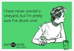 Pretty sure I'm a #wine pro now! hahaha