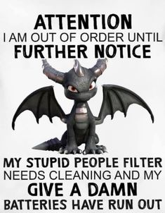 Funny Signs, Funny Jokes, Hilarious, Dragon Quotes, Sarcastic Quotes, Qoutes, Twisted Humor, Work Humor, Pics Art
