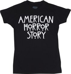 American Horror Story. Just found it on Netflix and  yes, I'm obsessed.