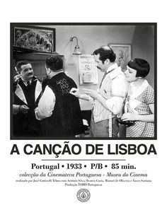 Movies Collection - A Canção de Lisboa