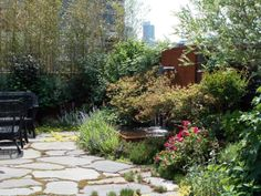 Greening Stone provides Terrace Garden Design Services in NYC.