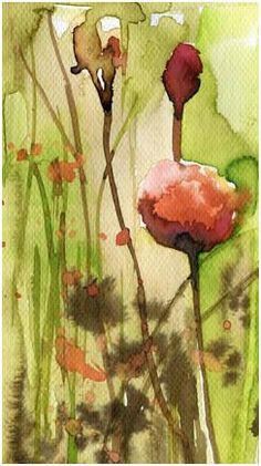 Take our Watercolor Paintings to the Next Level - Click on the flowers to let master watercolor artists demonstrate their favorite techniques for you. Everything is online and free, so you can get started right now.