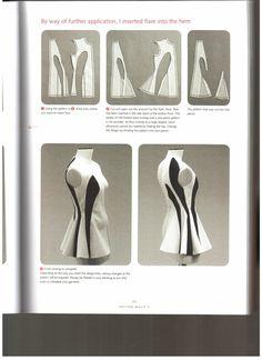 Японские выкройки по книге Pattern Magic - Ярмарка Мастеров - ручная работа, handmade