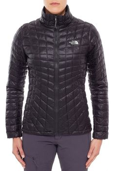 Thermoball jacke damen north face