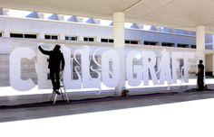Cellograff: graffiti on celophane