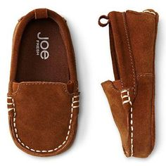 Gah! little boy moccasin love (Joe Fresh at JCP)