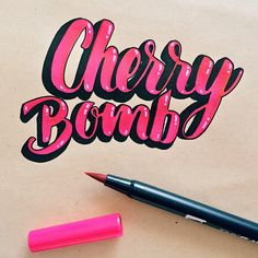 Lettering on Behance Brush Lettering Quotes, Hand Lettering Alphabet, Doodle Lettering, Creative Lettering, Lettering Styles, Graffiti Lettering, Lettering Design, Calligraphy Alphabet, Typography Quotes