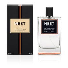 MUST REPIN Nest Fragrances Orange Blossom Body & Soul Spray-3.38 oz. #Blossom #Body #Fragrances #NEST #Orange #Soul #Spray3.38