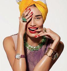 Украшения, часть 5: кольца как возможность по-настоящему повеселиться | Мода | i-gency.ru