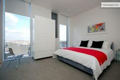 Stylish and contemporary apartment in Islington, London.