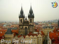 Recorrer las calles empedradas de Praga, es retroceder en el tiempo a una ciudad de cuento, te enseñamos que puedes ver