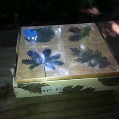 $.99 unopened box if rubber stamps. Original price still on it for $16.99. Found at Goodwill.