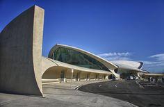 TWA Terminal (JFK Airport) - Eero Saarinen