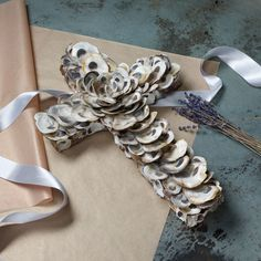 oyster shell cross                                                                                                                                                      More