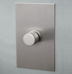 Fixtures & Fittings: Forbes & Lomax Light Controls : Remodelista