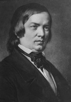 Robert Schumann was a composer of the Romantic Era who wrote symphonies, concertos, chamber music, piano works and many songs inspired by poetry. His wife Clara was also a respected pianist and composer. Tragically Schumann suffered from menta Baby Music, Pop Music, Mundo Musical, Musica Disco, Classical Music Composers, Famous Musicians, Reggae Music, Piano Sheet Music, Country Music
