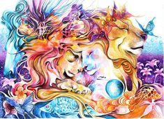 La Magie positive des Aquarelles de Luqman Reza (15)