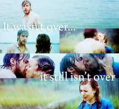 it wasn't over.. it still isn't over