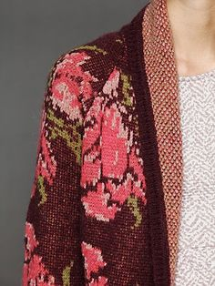 Great cardigan from Free People #flowershop