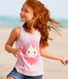Your character sees a young redhead walking on the beach all alone near dusk…