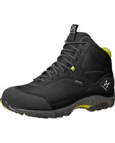 HAGLÖFS OBSERVE MID GT - Waterproof mid-cut hiking shoe. Light and breathable, excellent to use for hiking in warm conditions. Developed in...
