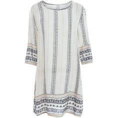 Printed Plus Size Tunic Top ($21) ❤ liked on Polyvore featuring tops, tunics, rosegal, women's plus size tops, plus size tunics, womens plus size tunics, womens plus tops and womens plus tunics