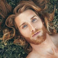beautiful eyes, ginger, and gorgeous+man+ image Hot Ginger Men, Ginger Beard, Ginger Hair, Ginger Guys, Beautiful Eyes, Gorgeous Men, Hair Men Style, Red Hair Men, Hommes Sexy