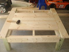 2x4 coffee table - Google Search