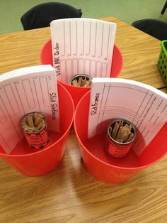 10 Popsicle stick centers for sight words!