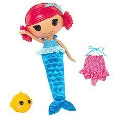 Lalaloopsy Mermaid Coral Sea Shells Doll