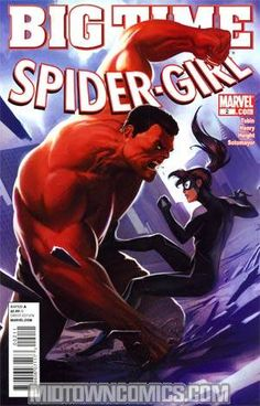 Still reeling from the shattering events in the first issue, Spider-Girl faces one of the strongest threats in the Marvel Universe, the RED HULK. But how can one teenage girl stop a menace that has the FANTASTIC FOUR on their heels, and what's the cost of the battle for New York City... and the life of Anya Corazon?