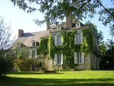 Chateau de la Marronnière - Cheffes-sur-Sarthe, Pays de la Loire