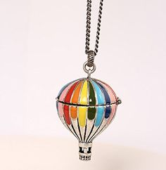 Zhengzhongtian Long Necklace With Style Of Hot-Air Balloon Can Be Opened Gold Plated zhengzhongtian http://www.amazon.com/dp/B00ZCFVFPC/ref=cm_sw_r_pi_dp_NyJTvb1C1D6YM