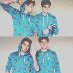 The twins ♥