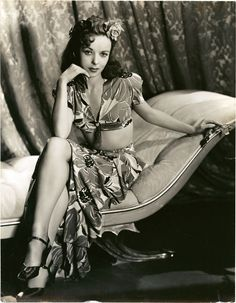 Ida Lupino -  actress, director, Awesome !