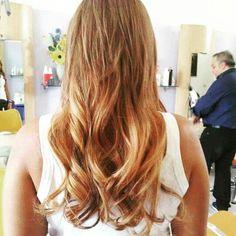 #capelli #sfumato #degrade #nicolacapelli #capellilunghi #Extension #sfumato