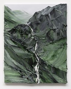 23 Ideas For Painting Inspiration Canvases Palette Knife Abstract Landscape, Landscape Paintings, Painting Inspiration, Art Inspo, Work Inspiration, Conrad Jon Godly, Landscape Photography, Art Photography, Art Aquarelle