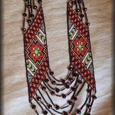 Купити прикраси з бісеру в Україні. Інтернет магазин Royal Exclusive