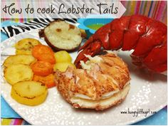 How to cook Lobster Tails - Easy Peasy instructions to 100% deliciousness :)