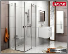 Cabina dus patrata Chrome 120 x 120 cm cu intrare pe colt Glass Bathroom Door, Bathroom Cabinets, Glass Door, Bathroom Vanities, Door Design, House Design, Shower Enclosure, Diy Desk, Shower Doors