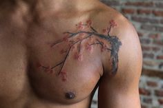 When men think about tattoo designs, a flower isn't generally one of the first things that comes to mind. Yet Cherry blossom tattoos for men (or Sakura Trees in Japanese culture) is something that have…