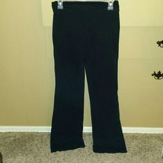 Victoria secret yoga pants Victoria secret yoga pants. They are in very good condition. Size small Victoria secret  Pants Boot Cut & Flare