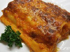 Kürbis - Cannelloni
