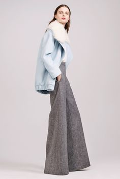18.11.15. StudioOnline Fall Fashion Inspiration, baby blue and grey, in soft, rich textures
