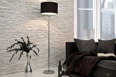 IiNTERIOR Lampa Stojąca Allure 159x38cm - i6960, Invicta Interior - Wyposażenie wnętrz