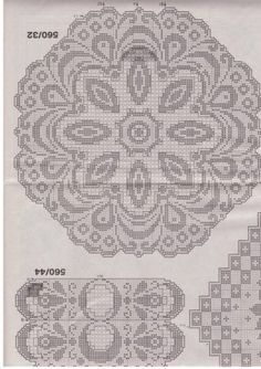 Heklanje Za Tebe I Mene 900 – Heklanje Crochet Doily Diagram, Filet Crochet, Crochet Motif, Crochet Lace, Crochet Patterns, Thread Crochet, Crochet Stitches, Crochet Dollies, Pineapple Crochet